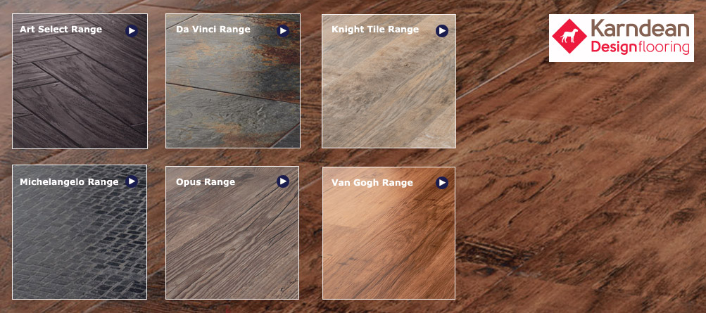 Different Types Of Vinyl Plank Flooring Modern Home